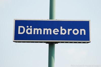 Degeberga Göteborg Dämmebron Dämme