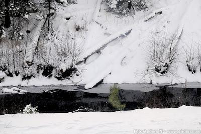 InterCity, snö, oväder, sammanbrott, tågkaos, snökaos, SJ, vinter, snöproblem, tåg, järnväg, foto anders n