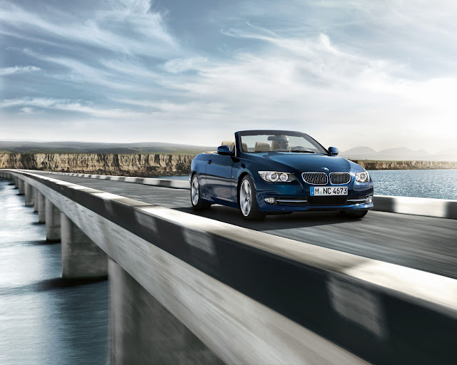 The new BMW 320d M SPORT CONVERTIBLE is now even more affordable from Vines