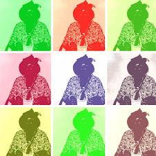 Aliebieb volgens Warhol