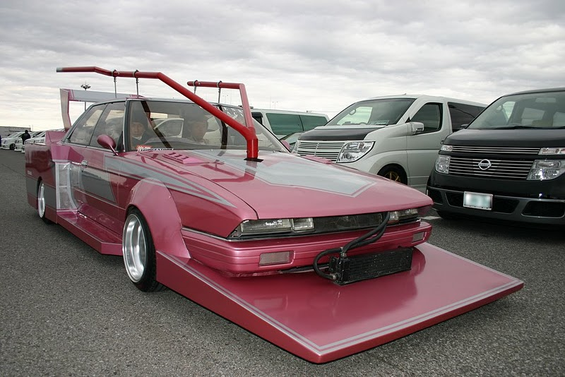 Here Are Some Of The Best Worst Cars That I Could Find Them Look More Like E Ships Or Even Elaborate Shoes Check Out Exhaust