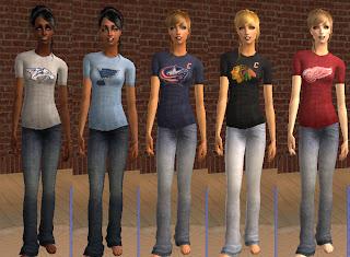 Weird Sims Thing