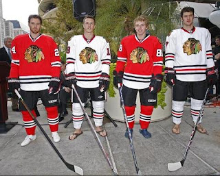 Young Blackhawks