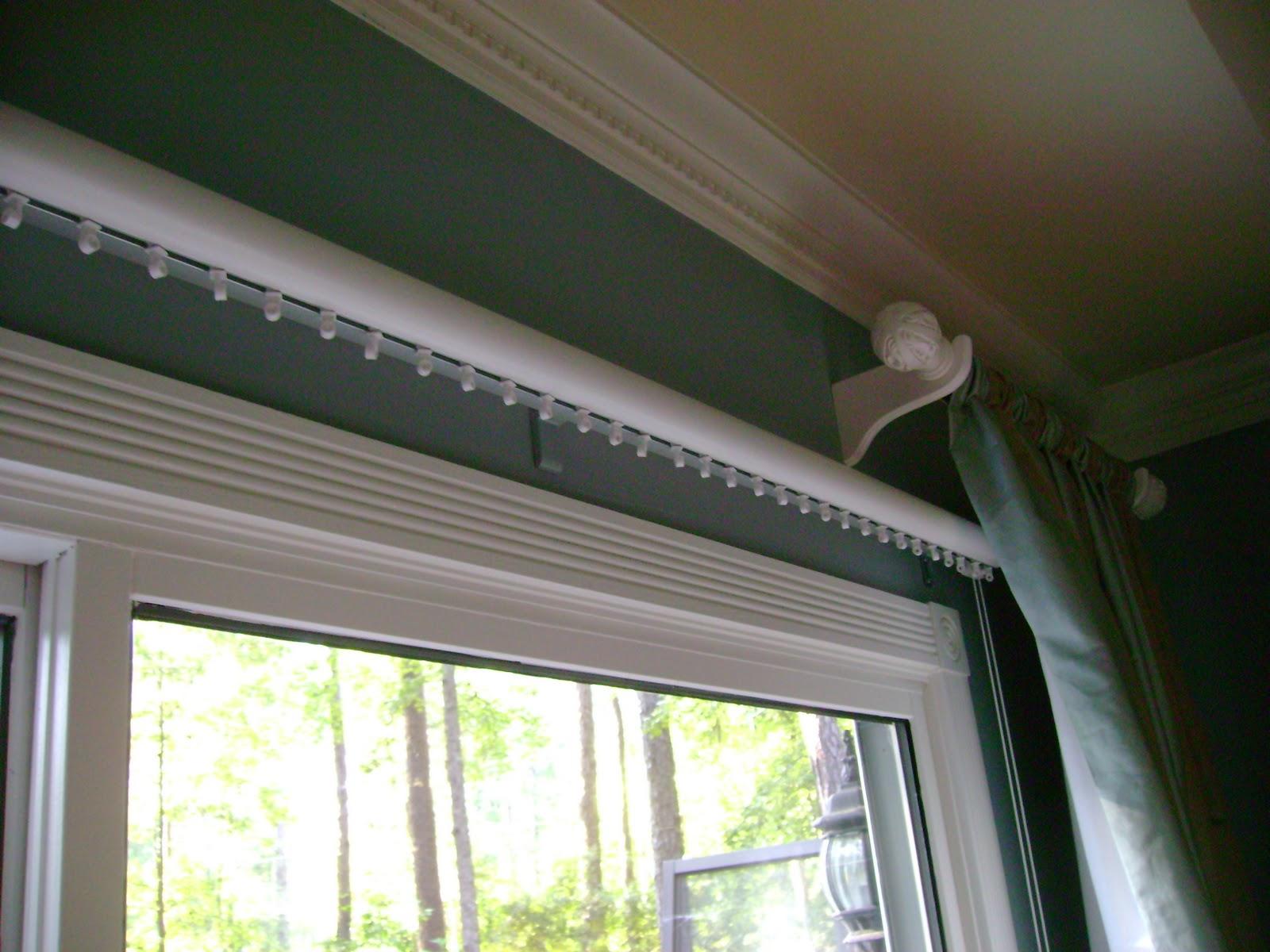 Savannah Granny Ripplefold Curtains