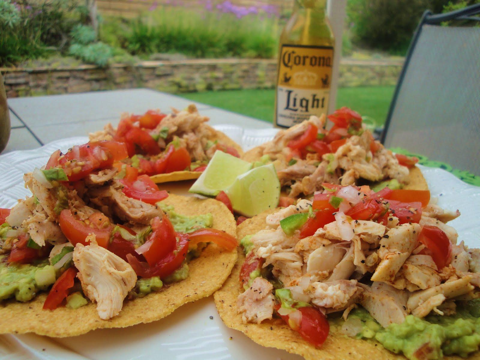 Easy Guacamole Tostadas Recipes — Dishmaps