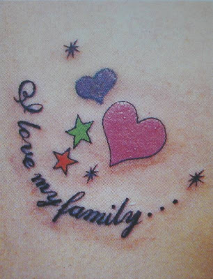 This entry was posted on at 6:08 AM and is filed under Heart tattoo.