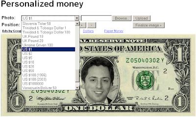 Zoology custom currency creator