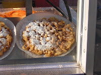 Funnel Cake -- Deep-Fried Goodness, Mid-South Fair, Memphis