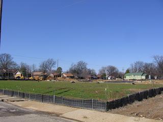 Cleveland and Larkin development, Crosstown