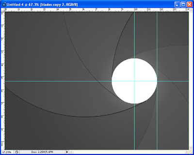 Photoshop Tutorial – How to Make a 6-Blade Camera Iris Diaphragm