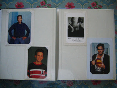 Tim Allen (top-left), Ben Savage (bottom-left), Phil Collins (top-right), and Dean Cain (bottom-right)