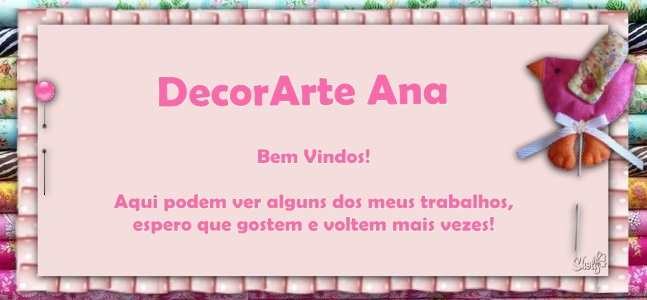 Decorar-te Ana