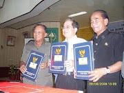 menteri lingkungan hidup negara RI dan Malaysia ke Rohil