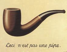 Esto no es una pipa (Rene Magritte)