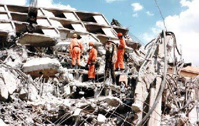 Temblor on Un Mundo Raro  A 24 A  Os Del 19 De Septiembre De 1985  Cicatrizes