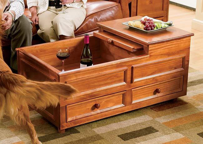 Anti Tail Wagging Furniture
