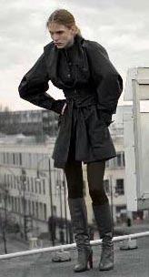 ZSEGA coat from Smashing Darling @ Dream Sequins