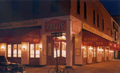 Pastis New York a fabulous brunch spot @ Dream Sequins