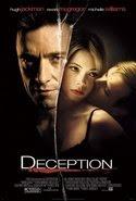 Deception Synopsis