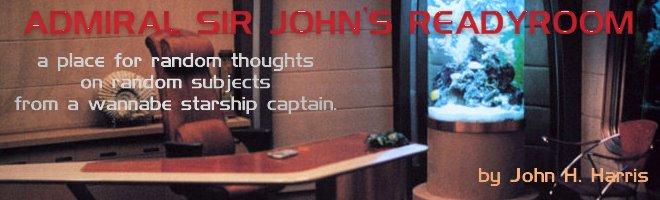 Admiral Sir John's Readyroom
