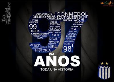 Talleres el capo de Argentina