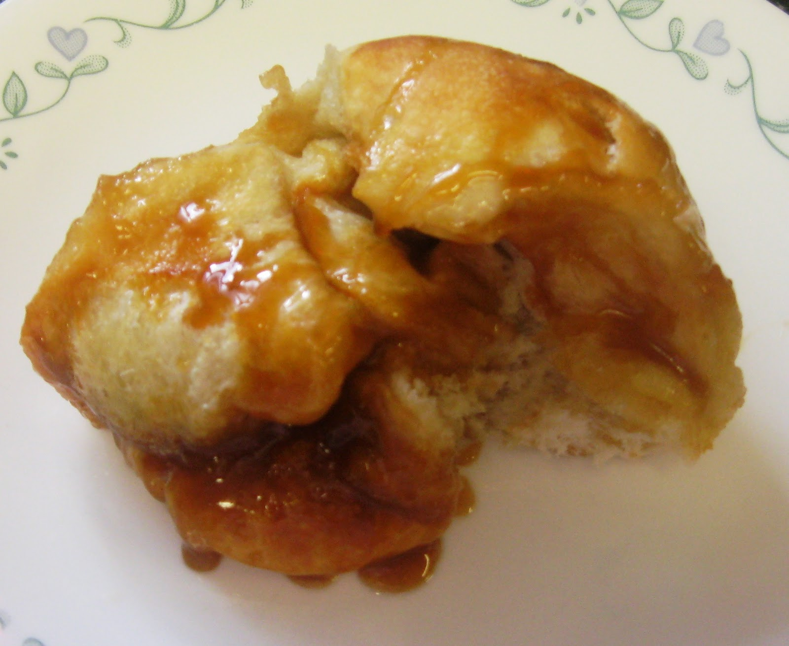 Debbi Does Dinner... Healthy & Low Calorie: Caramel Sticky Buns