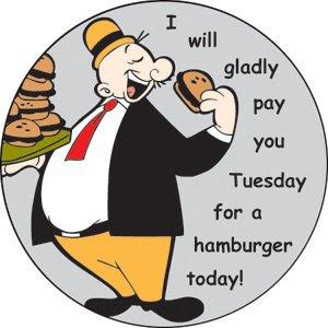 Wimpy Hamburger Today