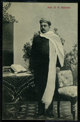 gopal krishna gokhale Born in kothluk, a village in maharashtra, on may 9, 1866, gopal krishna  gokhale was raised in the home of his maternal grandfather this village was not  too.