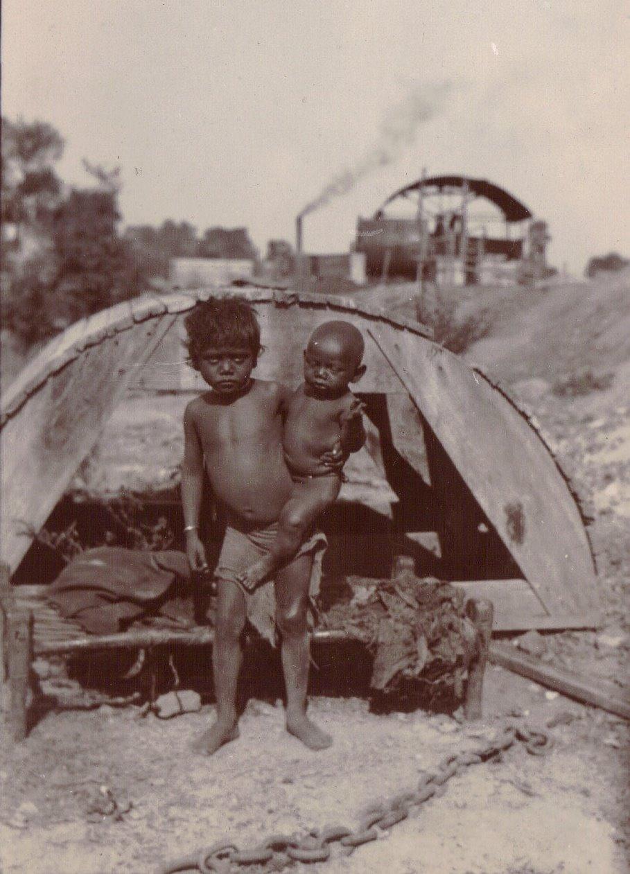 Calcutta Childhood c. 1903