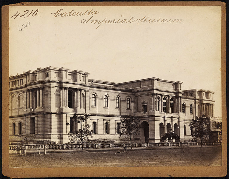 Imperial Museum Calcutta (Kolkata) - Mid 19th Century