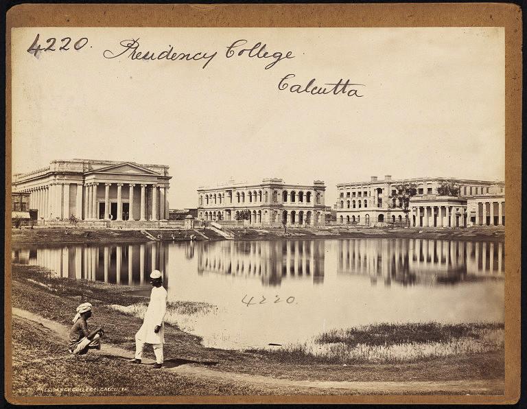 Presidency College Calcutta ( Kolkata ) - Mid 19th Century