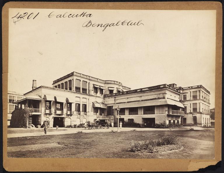 Bengal Club Calcutta (Kolkata)