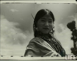 Portraits of Tribal Men and Women