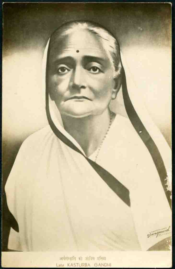 kasturba gandhi Gandhi and his son devdas gandhi had a fight over the treatment devdas had arranged for penicillin from calcutta, but gandhi refused to give it to kasturba as it had to be injected.