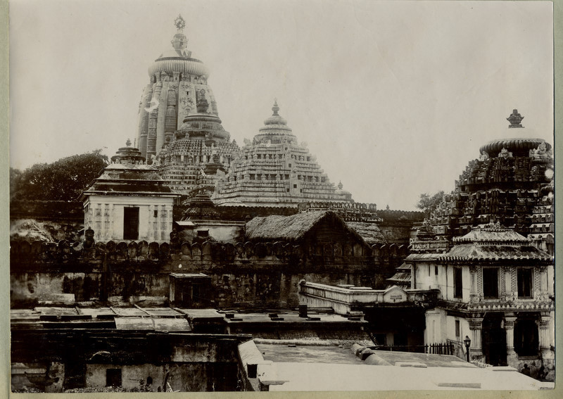 Jagannath Temple, Puri - 1890's