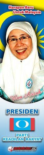 Presiden Parti Keadilan Rakyat
