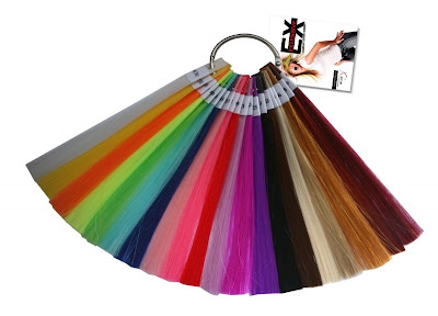 Hotheads Hair Extensions Colors 95