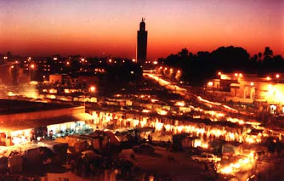 Travel Marrakech, Morocco
