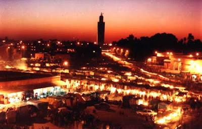 Travel Marrakech, Morocco