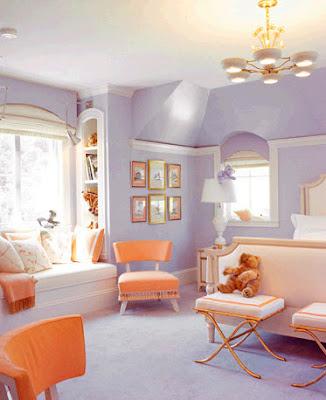 EL HILO DE LOS AMIGUETES X Kelly+orange+blue+bedroom