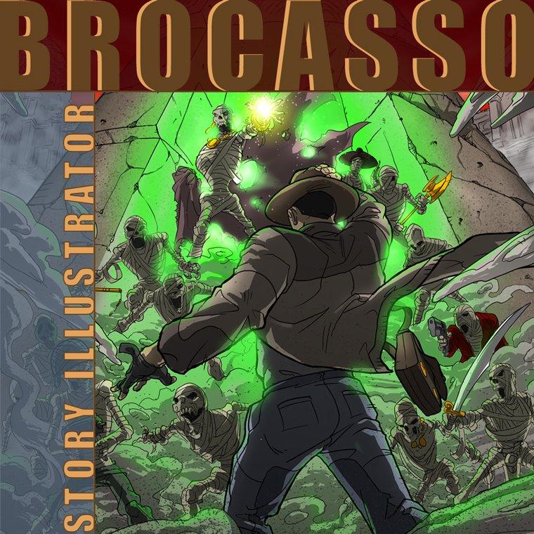 BROCASSO 1
