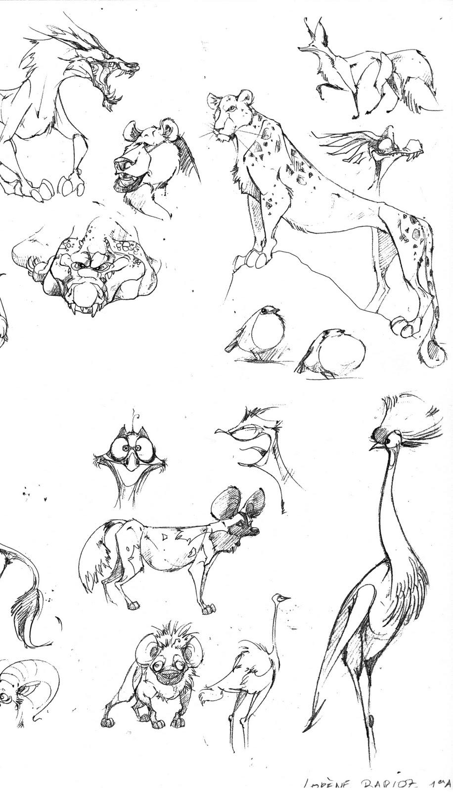 Dragibuz blog mod le animal - Animal a dessiner ...