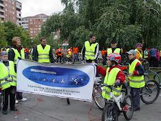 Turul oraşului cu bicicleta