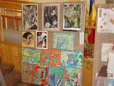 Picturii, Liceul de Arta Oradea!!!