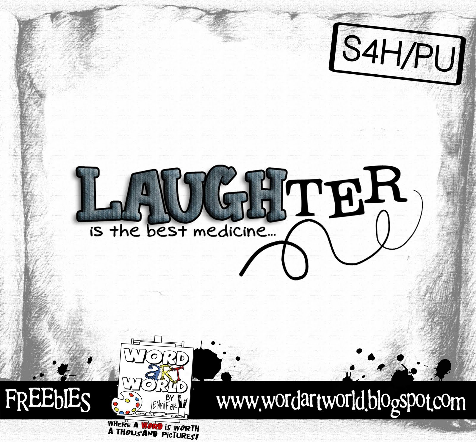 laughter word art - photo #6