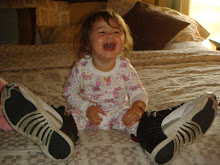 She already loves shoes...
