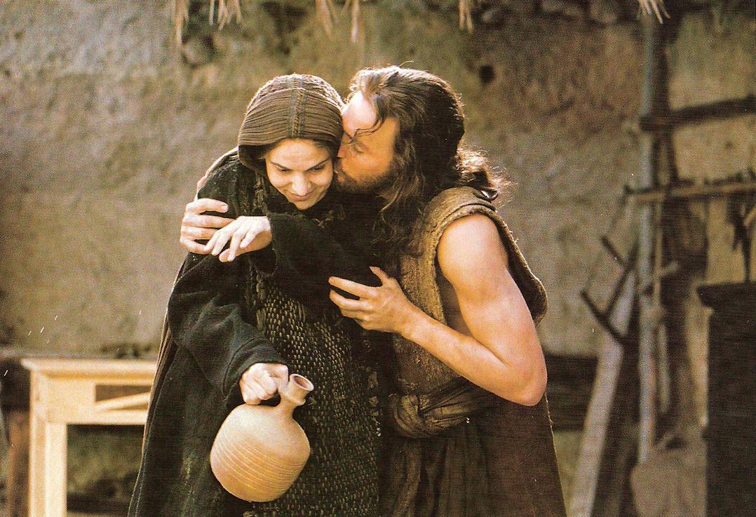 la vida y pasion de jesucristo: