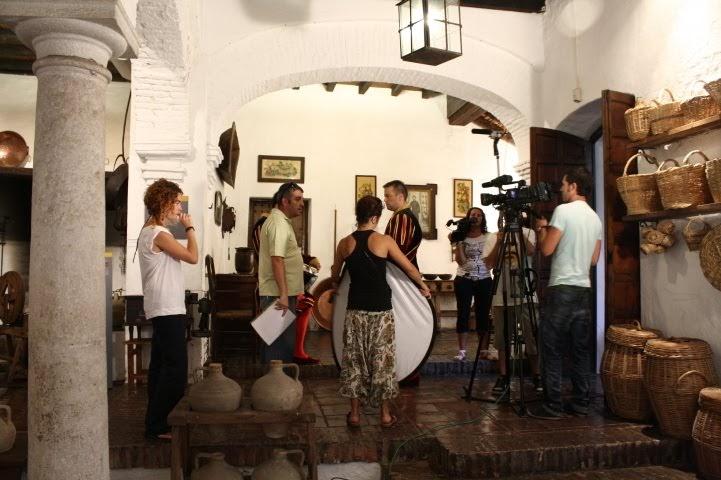 Jesucristo en el cine concluye en m laga el rodaje de la for Pasion amistad malaga