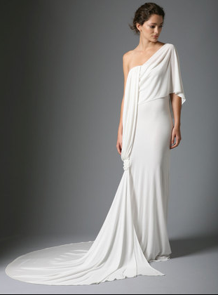 Grecian Wedding Dress Grecian Wedding Dress Grecian Goddess Style Wedding