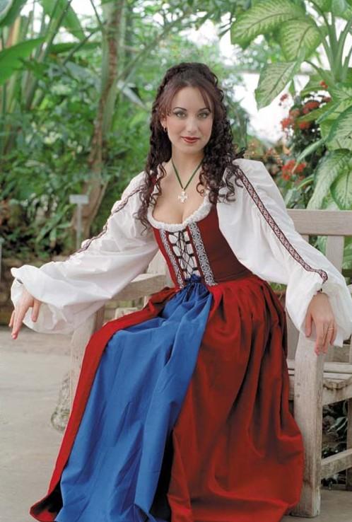 Gorgeous Wedding Dress: Celtic Wedding Dresses